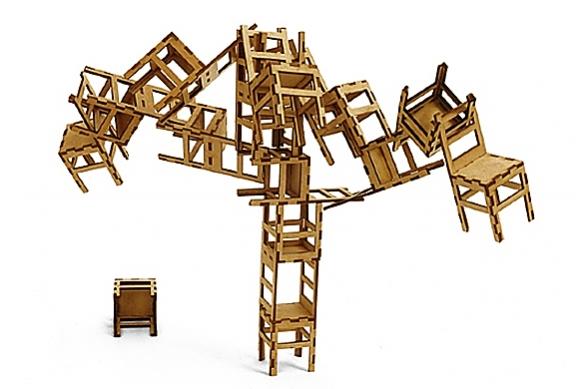 Chairs Game by Juegos de la Antigüedad