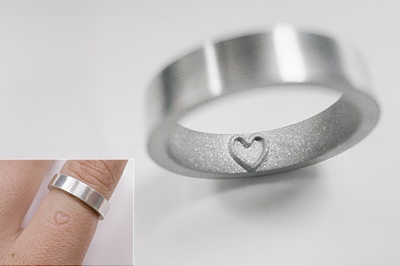 Inner Message Ring by Jungyun Yoon