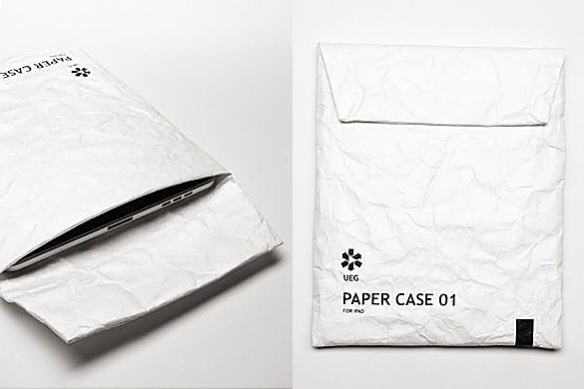 Tyvek Paper Case 01 for iPad by UEG