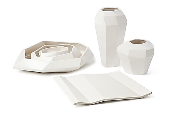 Powerstone Satin Tabletop Collection by Diane von Furstenberg
