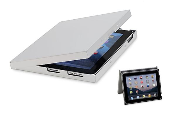 Camden iPad Case by Pina Zangaro