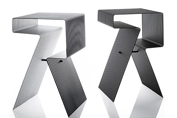 Side Table by Christoph Böninger for Auerberg