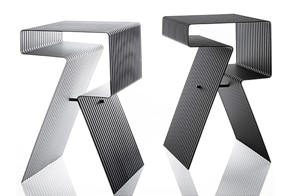 Side Table by Christoph Böninger for Auerberg