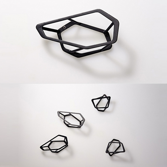 Sprinkle Wall Hook by Jin Kuramoto for Naft Design