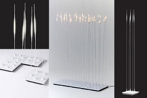 Susuki Floor Lamp by Metaphys