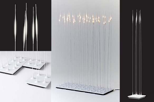 Susuki Floor Lamp by Metaphys