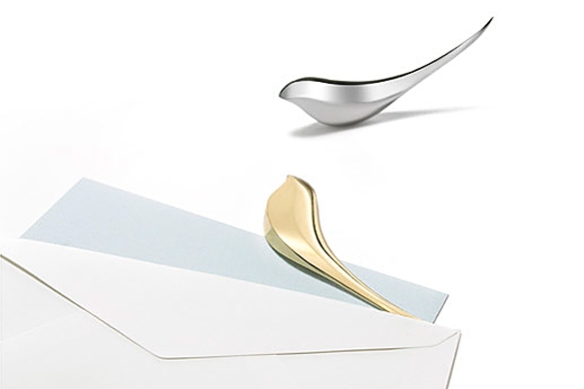 Birdie Paper Knife by Yohei Oki
