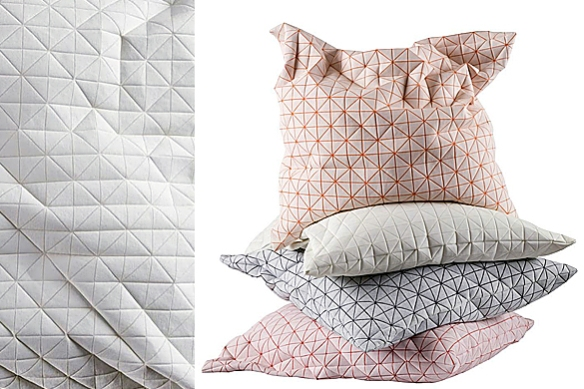 Geo Cushion by Mika Barr for Talents Design
