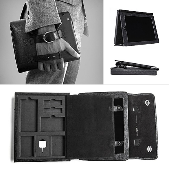 M-C iPad Case by Carrington and MBARQGO