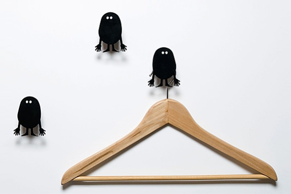 Potatoe Hooks by Geneviève Gauckler for Domestic