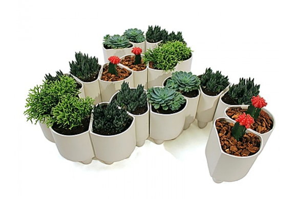 The Elliot Modular Planter by Good Erdle
