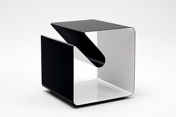 V44 Side Table by Delphin Design for Müller