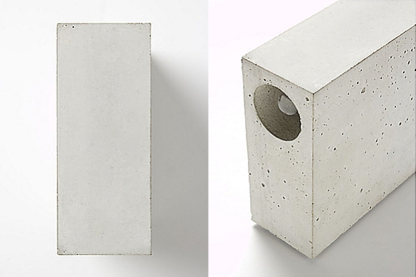 Beton Concrete Lamp by Matthias Kothe for Komat