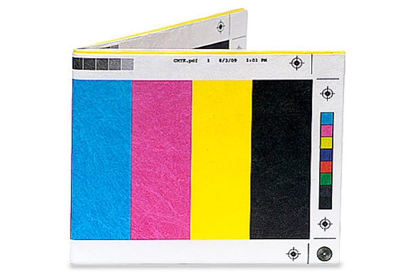 Color Bar Mighty Wallet by Dynomighty