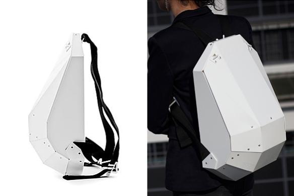 Durable Backpack by Lijmbach, Leeuw & Vormgeving