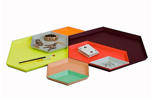 Kaleido Trays by Clara Von Zweigbergk for Hay