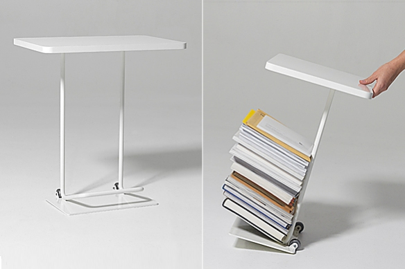 Magazine Table by Axel Bjurström for Design House Stockholm