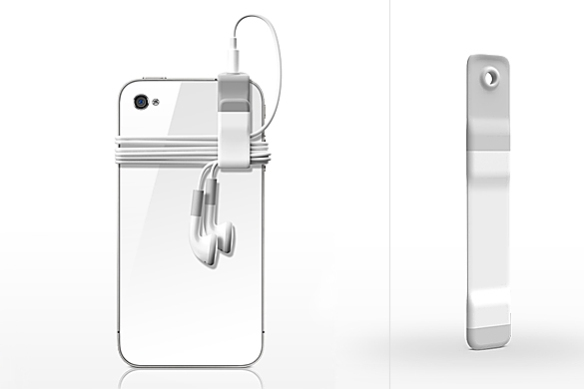 Sinch Headphone Assistant by Dune Road Design and Frog Design