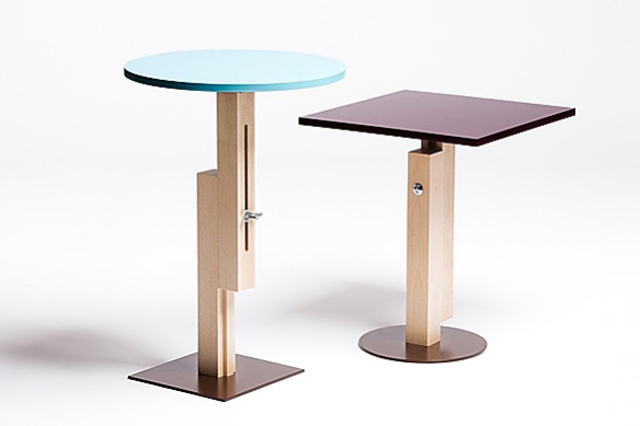 Tom Tom & Tam Tam Tables by Konstantin Grcic for SCP