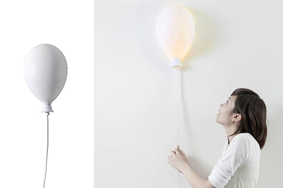Balloon X Lamp by Haoshi Design