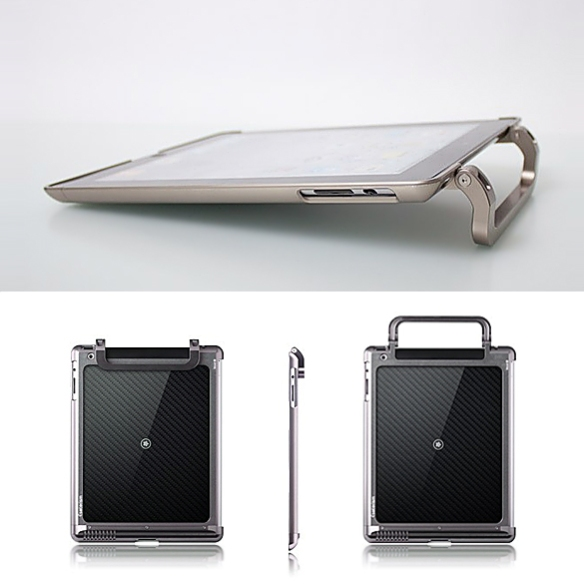 Esoterism Moat-2 iPad Case by Carbon Fiber Gear