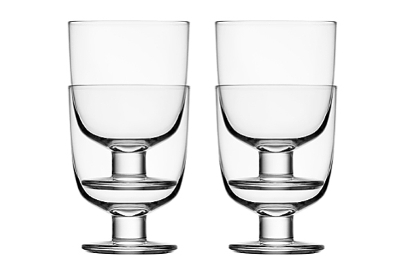 Lempi Glassware by Matti Klenell for Iittala