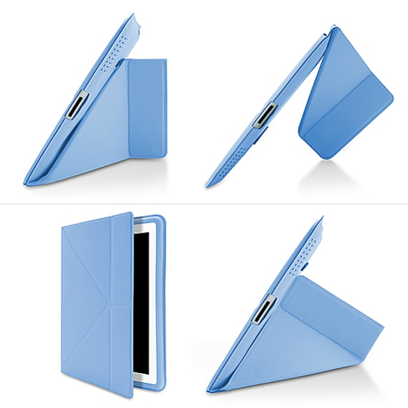 OrigamiFolio iPad Case and Stand by iLuv