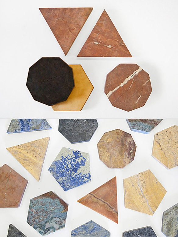 Stone Trivets by Fort Standard