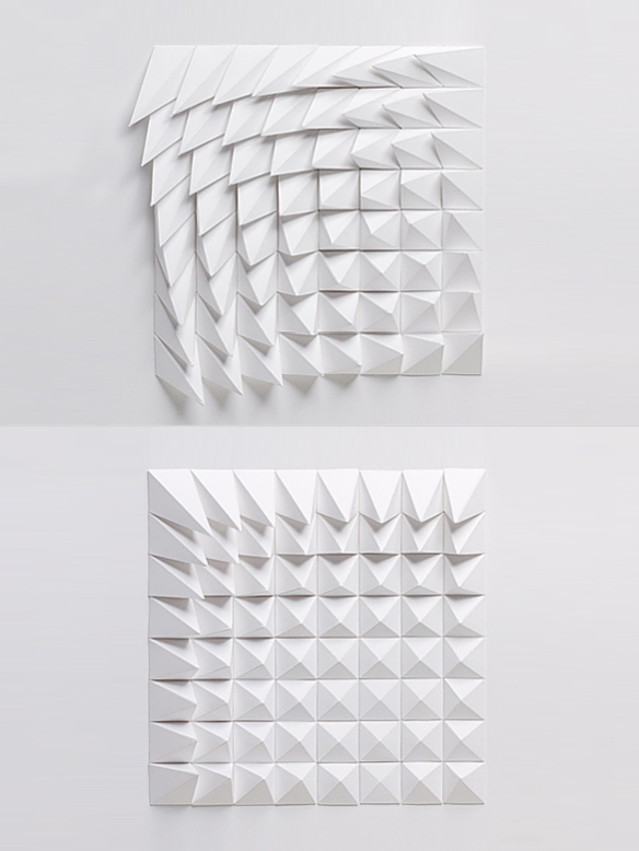 Extraction Series by Matthew Shlian