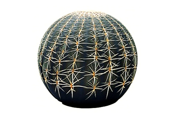 Tattoo Cactus Stool by Maurizio Galante for Cerruti Baleri
