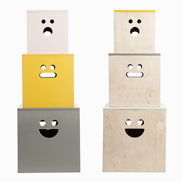 Face Boxes by Ferm Living