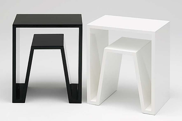 Rava Side Table by Bosco Fair for Bussolari