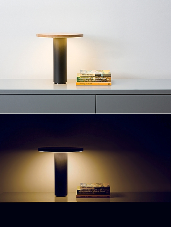 Radient Table Lamp by Rich Brilliant Willing