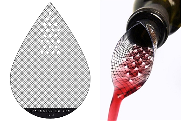 Soft Aerating Pourers by L'Atelier du Vin