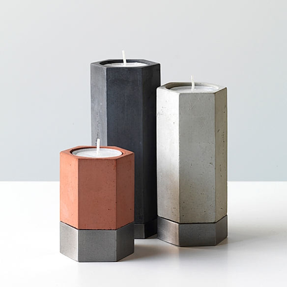 Candle Columns by 2nd Shift and Objeti