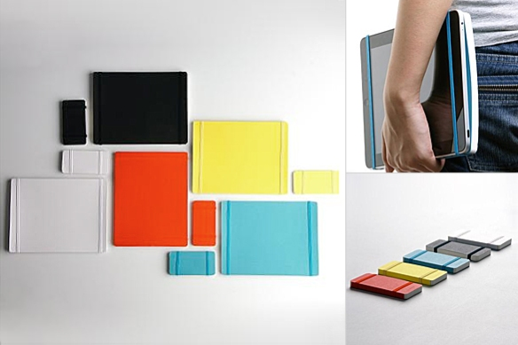 iDeal Notepads by MEGAWING