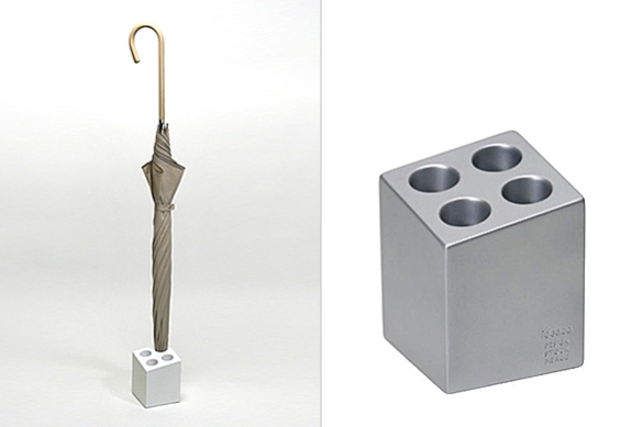 MINI CUBE Umbrella Stand by Ideaco