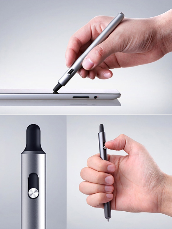 DREAMER Stylus by Simon Brown and Wei Du of UDO