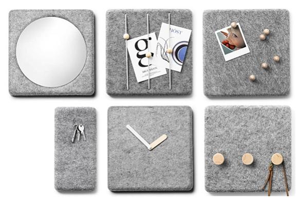 letter pin board