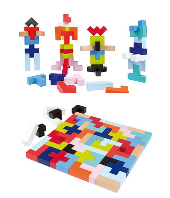 KUBIX Block Set by Janod