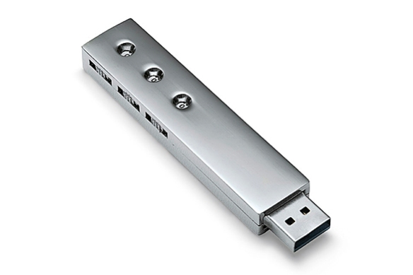 LOCK USB Stick With Combination Lock by Philippi