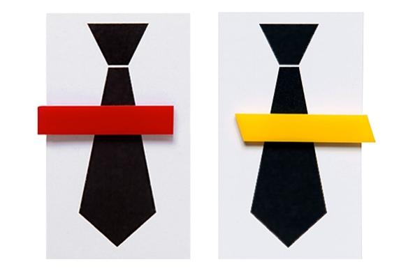 Tie Clip by Mic Nguyen