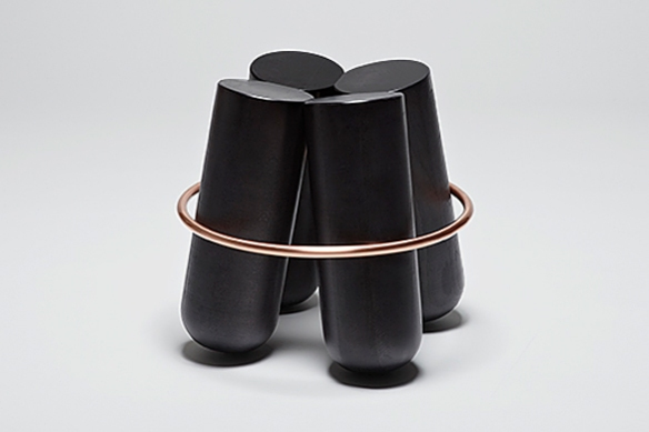 Bolt Stool by Note Design Studio for La Chance