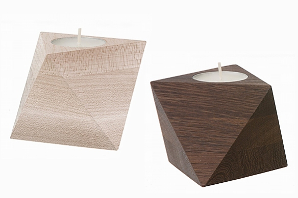 Cube Tealights by Ferm Living