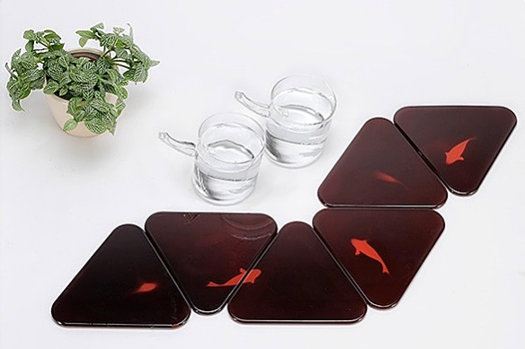 FISH Cups and Heat Pads by Inno.Park