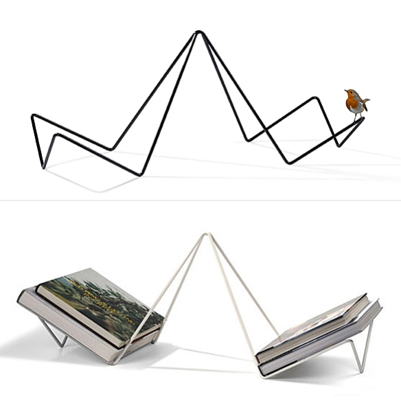 LAKO Book Rack by Studio Macura