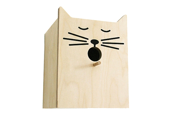 Sylvester Bird Box by John Caswell for SUCK UK