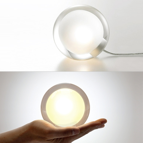 Tear Drop Table Lamp by Tokujin Yoshioka for Yamagiwa Corporation