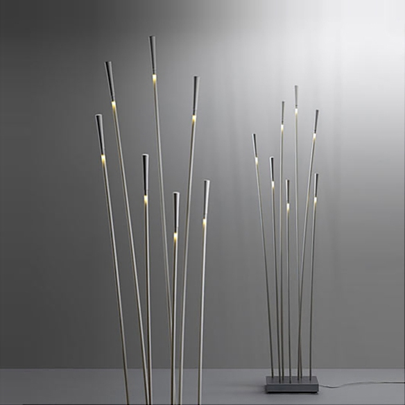 Giunco Floor Lamp by Marc Sadler | moddea