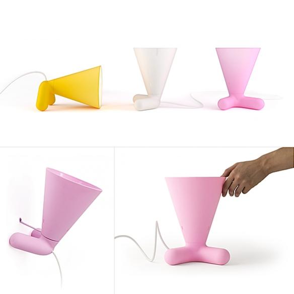 Yorky Lamp by Hlynur Atlason | moddea